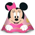 Baby Disney Minnie Chapéu C/8 - Regina