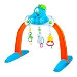 Baby Gym Pet Cores Azul Claro/Amarelo 909