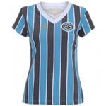Baby Look Umbro Grêmio Retro Feminina 3g00032-312 3g00032312