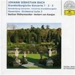 Bach/karajan - Brand. Konzerte 1,2,3