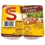 Bacon Sadia 140g Cub