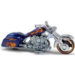 Bad Bagger - Carrinho - Hot Wheels - Moto - Tresure Hunt - 3/5 - 133/250 - 2015 - Dhr40