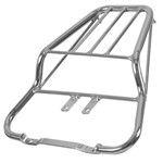 Bagageiro Cbx 250 Twister para Bauleto Cromado - Pro Tork