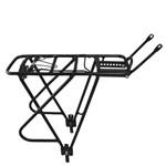 Bagageiro em Alumínio DX1 Regulável para Bicicleta de 26 à 29