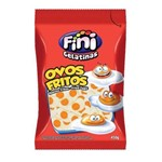 Bala de Gelatina Ovos Fritos Fini 450g