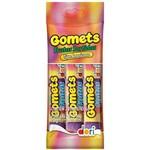 Bala de Goma Tubo Gomets 3x32g - Dori