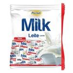 Bala de Leite Pocket Cremosa Milk 500g - Freegells