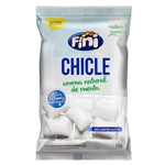 Bala Fini Natural Sweets Chicle 18g
