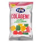 Bala Fini Natural Sweets Colageno 18g