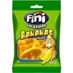 Bala Gelatina Fini Banana 100g Cx. C/ 12 Unidades