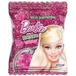 Bala Mastigável Barbie Morango 600g - Riclan