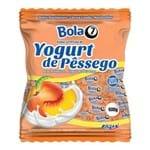 Bala Mastigável Bola 7 Yogurt de Pêssego 600g - Riclan