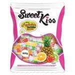 Bala Sweet Kiss Azedinha 600g - Freegells