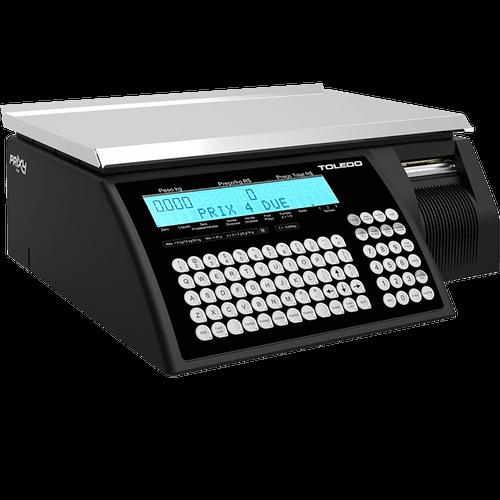 Balança Eletrônica Toledo com Impressora Integrada 30Kg Prix 4 Due Ethernet