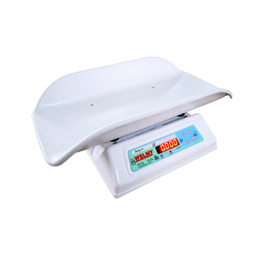 Balança Welmy Pediátrica Digital Eletrônica 15 Kg Polipro 109-E (Cod. 3652)