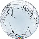 Balão Bubble - Teia de Aranha - 24 Polegadas - Qualatex