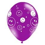 Balão de Látex Happytech Mini Sortido 10 com 25 Unidades Balloontech