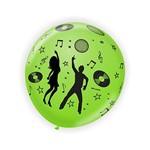 Balão Discoteca Cores - Art Latex - Art Latex