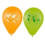 Balão Latéx N9 -fadas Magia C/ 25 Unidades