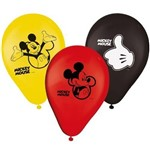 Balão Nº9 Mickey 25un