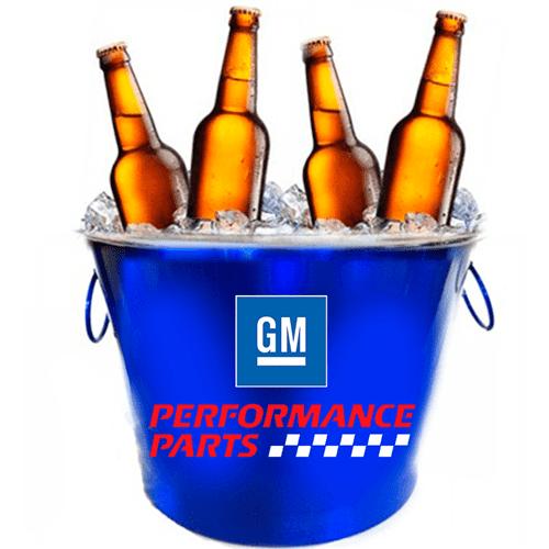 Balde de Cerveja General Motors