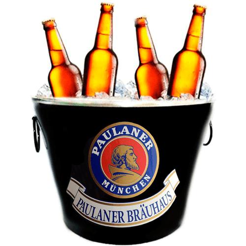 Balde de Cerveja Paulaner