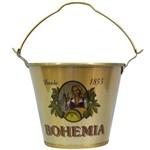 Balde de Gelo em Alumínio 5 Litros Bohemia