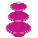 Baleiro 3 Andares Pink - Unidade