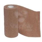 Bandagem Elástica Cohere - Bege 5M X 5Cm