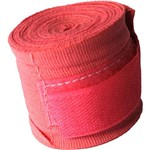 Bandagem Elástica Proaction com Poliéster - Pink