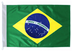 Bandeira do Brasil Bordada 1245BR3