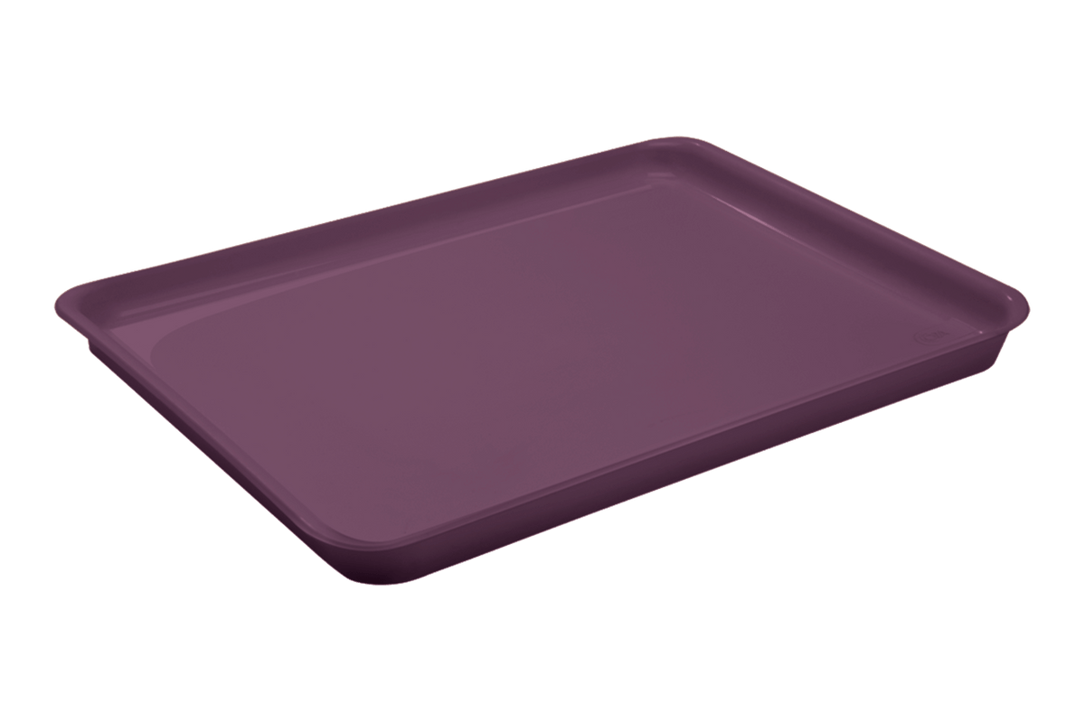 Bandeja Casual A4 32,5 X 23,5 X 2,5 Cm Roxo Púrpura Coza