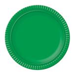 Bandeja Redonda N.7 Verde Escura - 35cm - Unidade