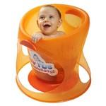Banheira Babytub Evolution - de 0 à 8 Meses - Laranja - Baby Tub