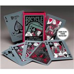 Baralho Bicycle Tragic Royalty Playing Cards Glowing Back