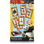 Baralho Kun Fu Panda 2 Descarta Cards - Toyster