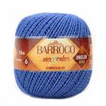 Barbante Barroco Maxcolor Brilho Ouro N06 200g Círculo