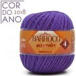 Barbante Barroco MaxColor Moda Nº04 200g - 6482 Ultra Violeta