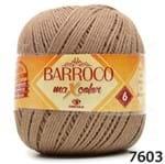 Barbante Barroco MaxColor Nº06 200g - Coleção 2018 7603 Castor