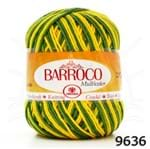 Barbante Barroco Multicolor 200g 9636 - Brasil