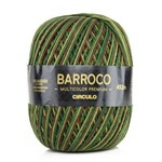 Barbante Barroco Multicolor Premium 400g - Círculo