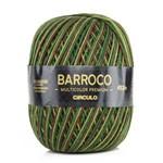 Barbante Barroco Multicolor Premium 400g - Círculo