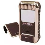 Barbeador Elétrico Máquina Shaver Kemei 5300 Bivolt