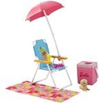 Barbie Acessórios Barbie na Praia - Mattel