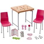 Barbie Acessórios Sala de Jantar - Mattel