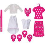 Barbie Airbrush Refil Rosa - Mattel