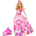 Barbie Aniversário Princesa - Mattel