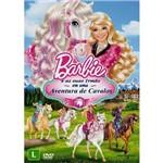 Barbie Aventura de Cavalos - Dvd Filme Infantil