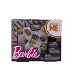 Barbie Blusas para Bonecas Preta Minion - Mattel