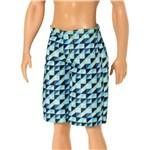 Barbie - Boneco Praia Ken - Mattel